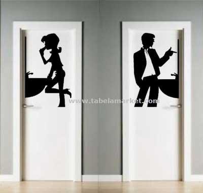 Tuvalet tabelası