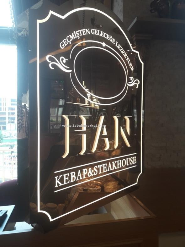 Krom harf  Restaurant Tabelaları